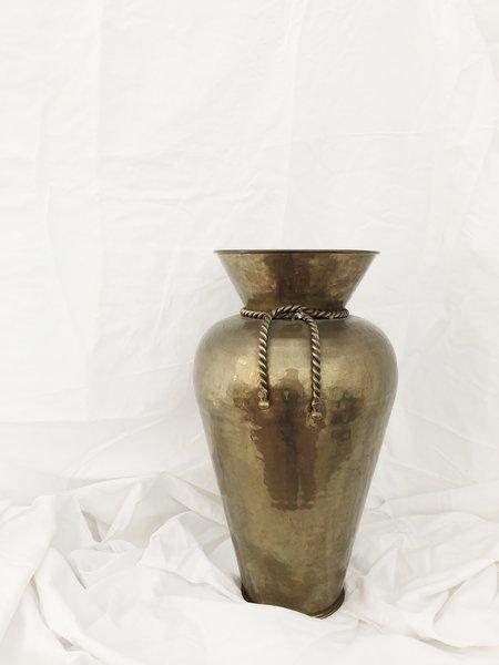 Vintage XL Vase - Brass