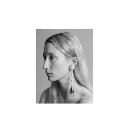 Sophie Buhai Assemblage Pearl Drop Earrings