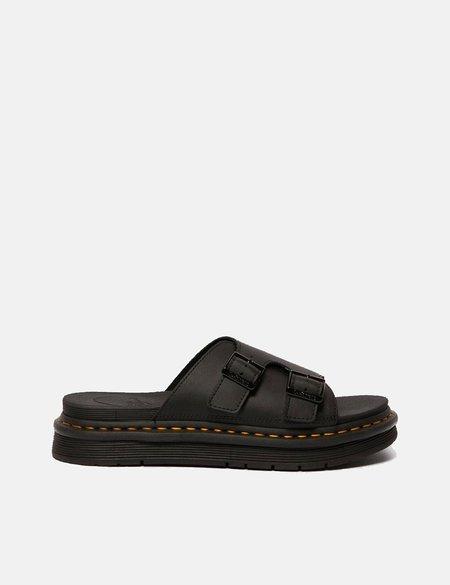 Dr. Martens Dax Slip On Sandals - Black Hydro