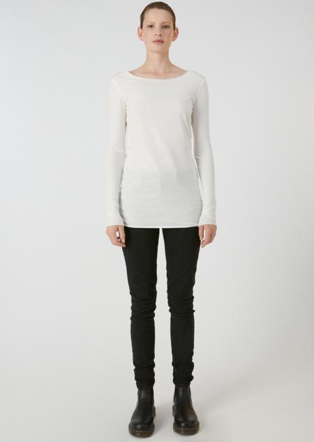 Armedangels Evvaa customized long sleeve - off white