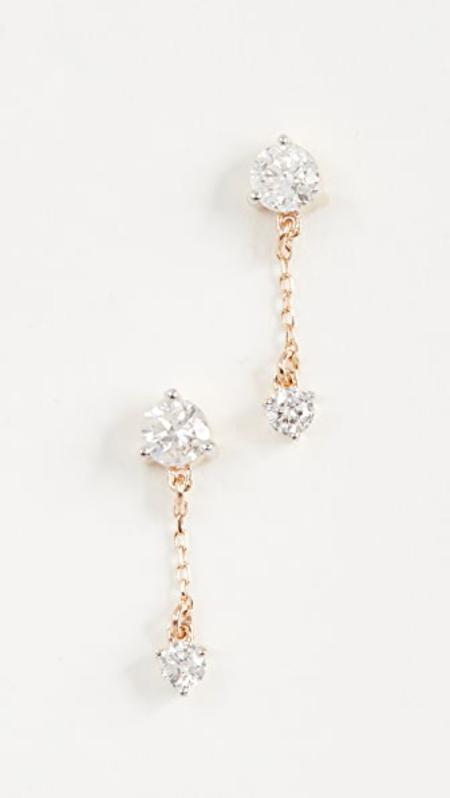 Adina Reyter Diamond Amigos Chain Posts