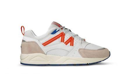 Karhu Fusion 2.0 Marathon Pack 2 Sneakers - Rainy Day/bright White