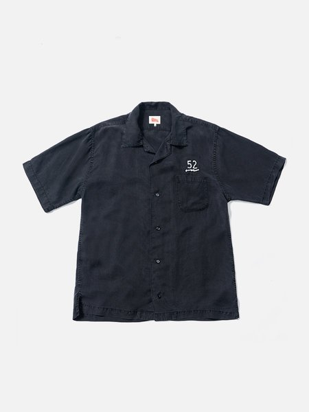 General Admission Fifty Two Short Sleeve Shirt - Black