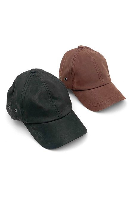 Alter Leather Baseball Cap