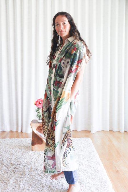 Carolina K Valerie Kaftan - Sacred Animals