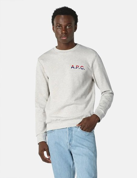 A.P.C. Michel Sweatshirt - Ecru