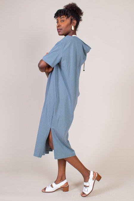 Sayaka Davis Back Draped Dress - Artichoke