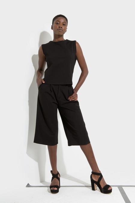 Enda Rosa Pants Black