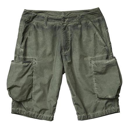 Liberaiders Overdyed Shorts - Olive