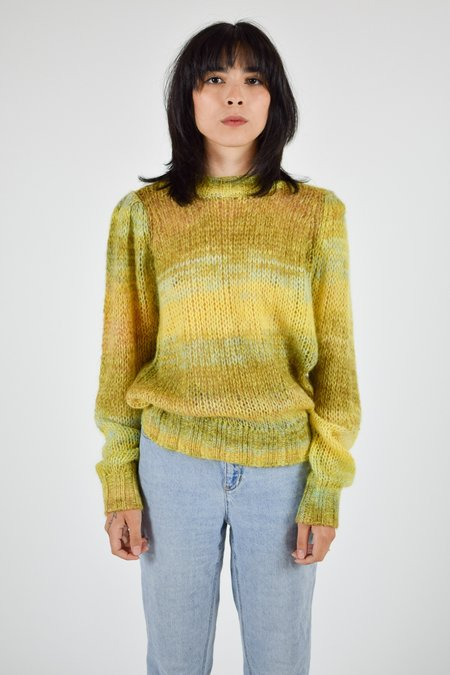 Just Female Lotus Knit Blouse
