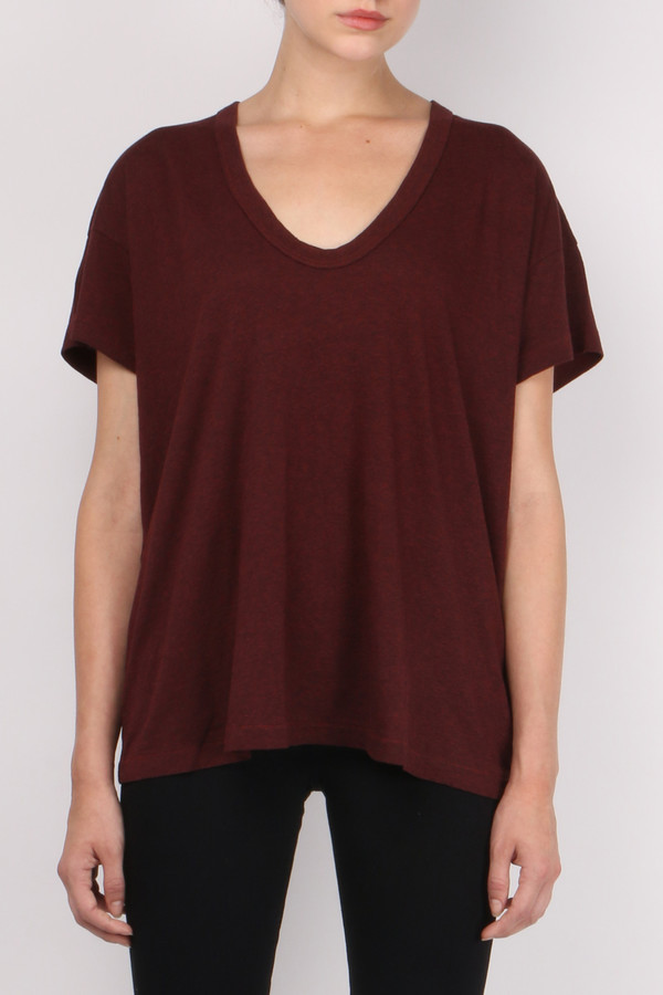 The Great The U-Neck Tee