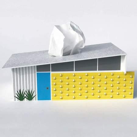 Destination PSP Wedge Tissue Tissue Box Cover