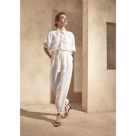 Piece of white Oliver Jumpsuit - Ecru