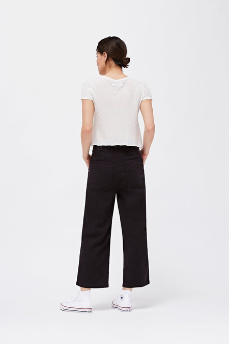 Lacausa Brushed Stella Trousers - Tar