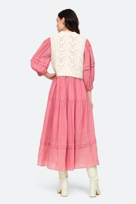 Sea NY Zig Zag Combo Dress - Ivy