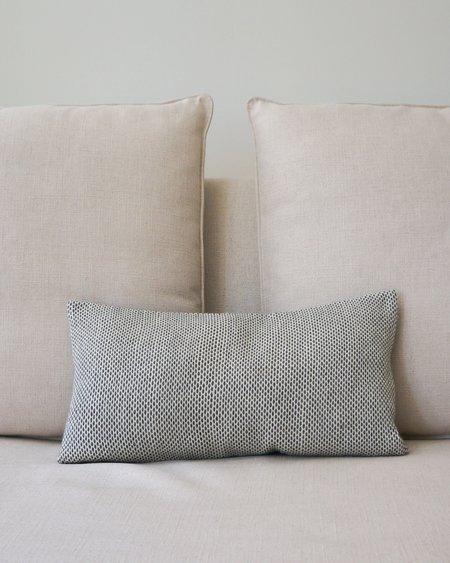 VOZ Apparel Lineas Lumbar Pillow - Ivory