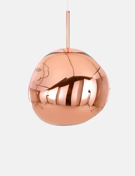 Tom Dixon Melt Mini Pendant LED Light - Copper