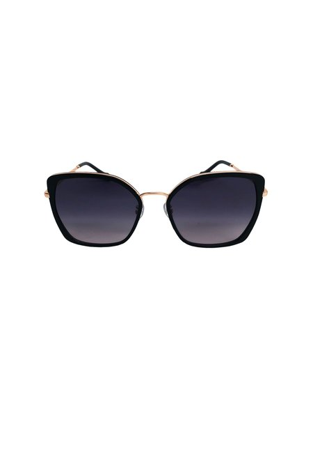 Mondottica The Monica Sunglasses - Black