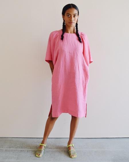 Ilana Kohn Iona Dress - Bubble Pink