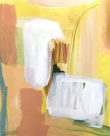 Genevieve Allen LAST DAY IN AUGUST Painting