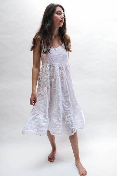 CP Shades Sandrine Dress - White