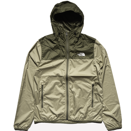 THE NORTH FACE Cyclone 2.0 Hoodie - Twill Beige/Burnt Olive Green