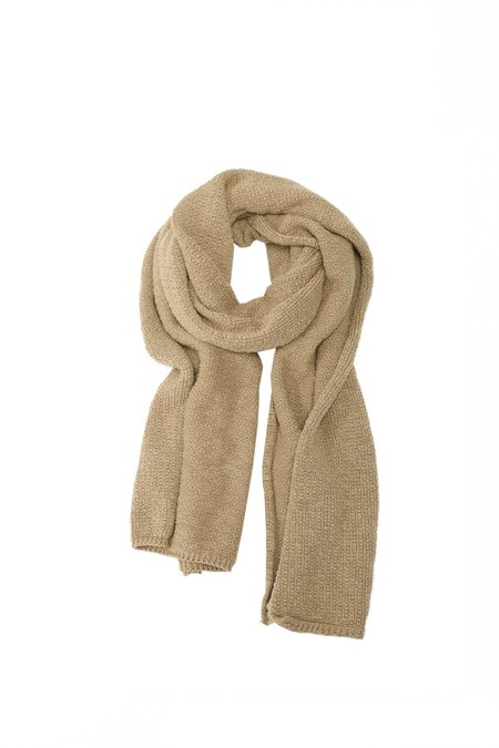 Unisex It Is Well L.A. Flower Stitch Scarf