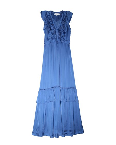 Munthe Macedonia Dress - Blue