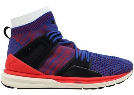 Puma Blaze of Glory Limitless EvoKnit Hi Top Sneaker - Surf The Web