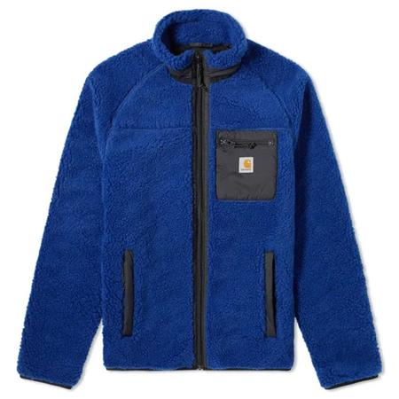 CARHARTT WIP Prentis Liner Jacket - Thunder Blue