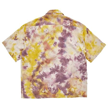 Used Future Tie Dye Shirt - Yellow