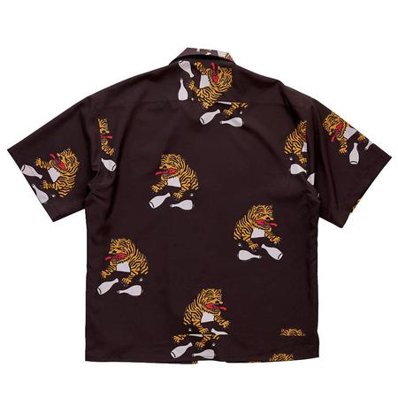 Used Future Tiger Shirt - Black