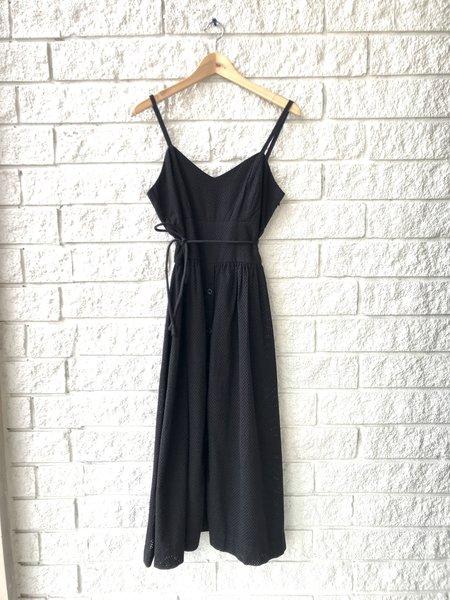 Apiece Apart Fiona Spaghetti Maxi Dress