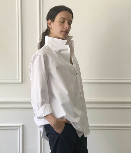LIWAN SHIRT in White