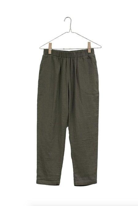 It Is Well L.A. Everyday Gauze Pant - Olive