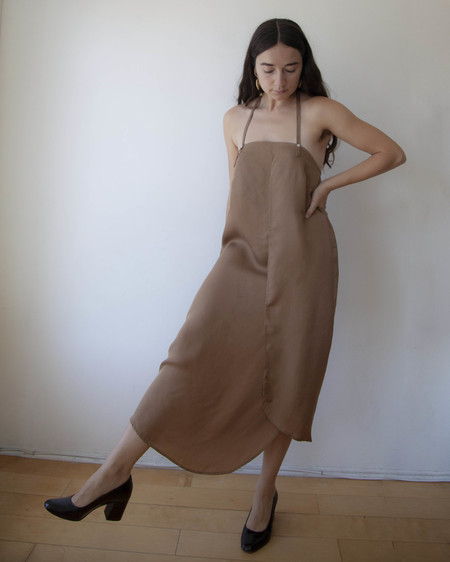 Ajaie Alaie Desert Dress - Melao