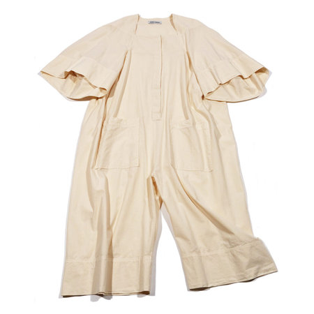 Henrik Vibskov Tape Jumpsuit - Pale