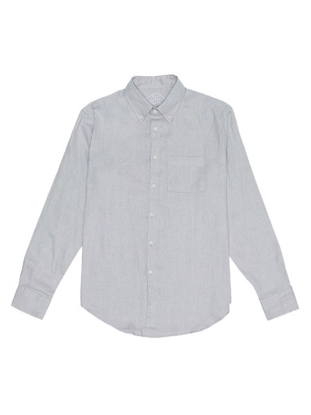 Alex Crane Playa Shirt - Steel