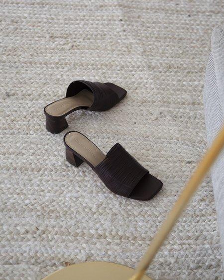 Mari Giudicelli Gisele Sandal - Chocolate