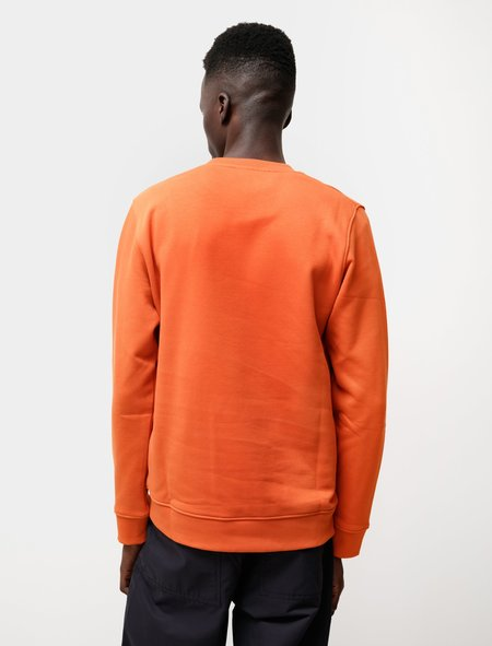 Norse Projects Vagn Classic Crew - Orange