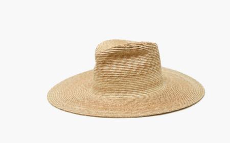 WYETH Ipanema Straw Hat - Natural