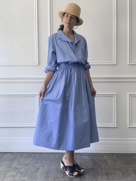 LIWAN Skirt - Blue