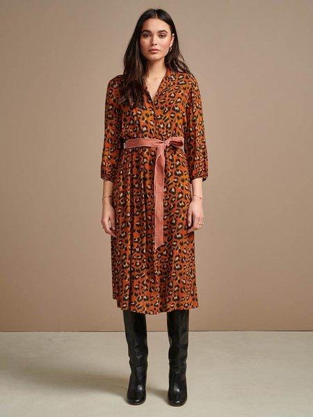 Bellerose Armory Dress - Russet