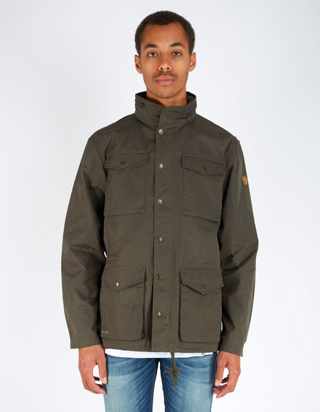 Fjallraven Raven Jacket Mountain Grey