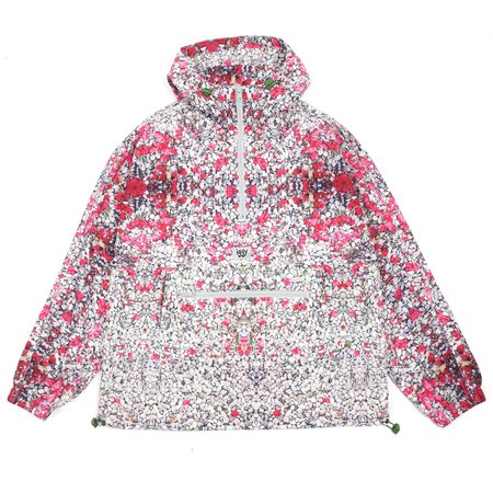 Iggy Nyc Bougainvillea Packable Anorak - Multicolour
