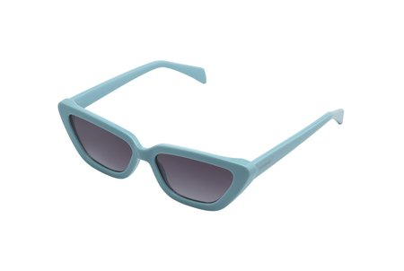KOMONO Tony Sunglasses - Light Blue
