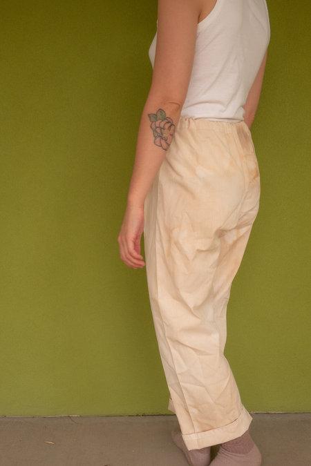 Vintage Tea-Dyed Hakama Pants