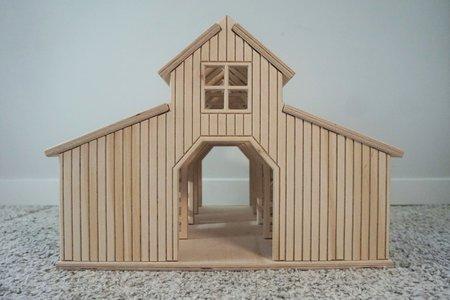 Kids Conifer Southlands Stable Dollhouse