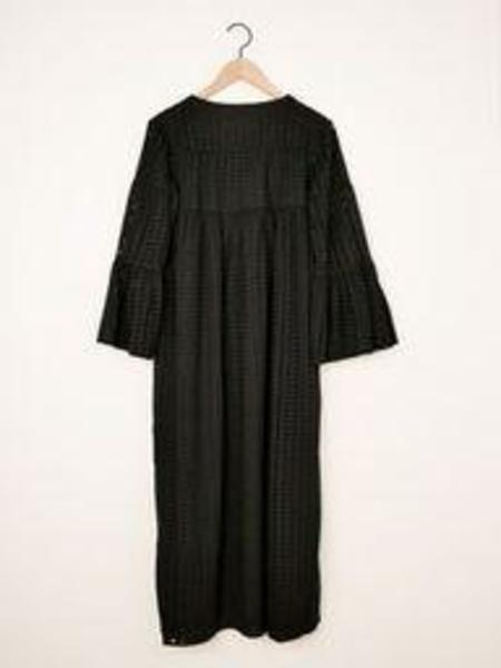 Warm Hitch Dress - Black