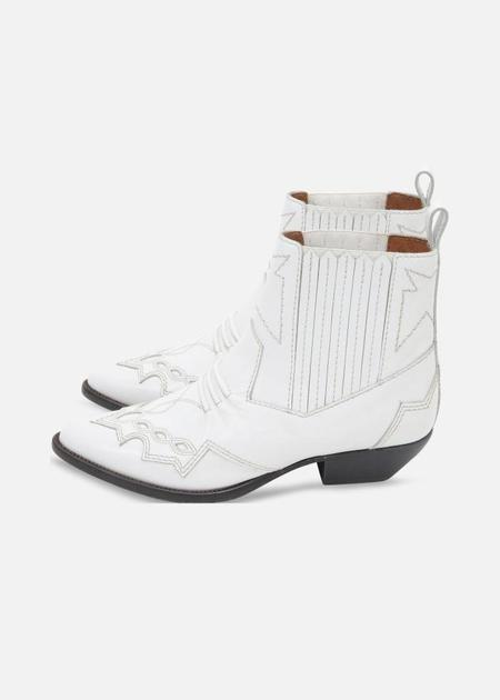 Roseanna Tuscon Boots - White